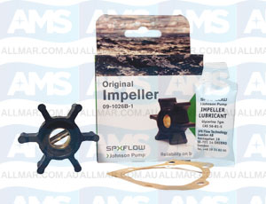 09-1026B-1 SPX F4B-Neoprene Impeller