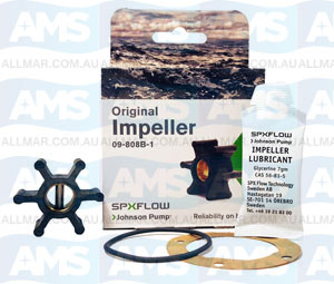 09-808B SPX F35B - Neoprene Impeller