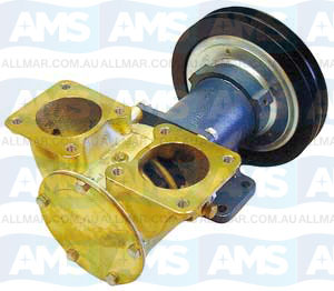 F9B-5600-Tss Imp.Pump With Out Clutch