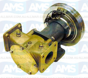 F9B-5600-Vf Imp.Pump With Out Clutch