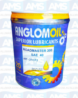 ANGLO Roadmaster 300 SAE 40 Engine Oil 20L