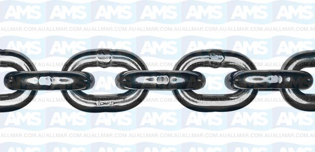 DIN766 G50 SS316L Stainless Steel Chain 6mm-50m