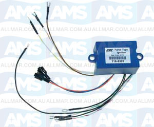 Chrysler Force Ignition Pack - 2, 3, 4, 5 Cyl.