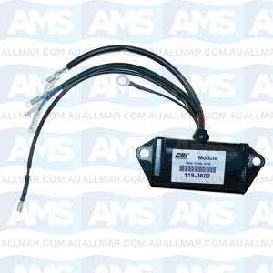Tohatsu Nissan Ignition Module - 2 Cyl.