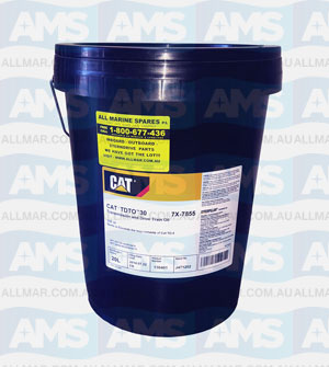 CAT Transmission & Drive Train Oil SAE 30 20L