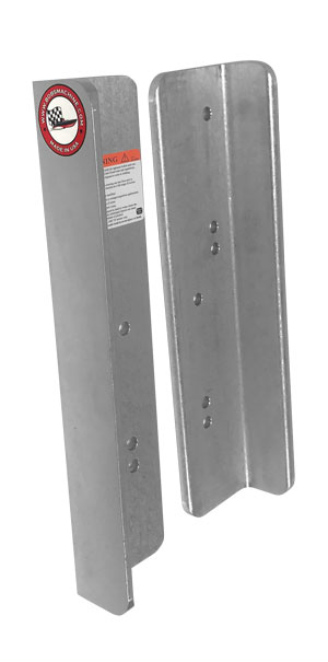 Vertical Extension Brackets (HD Version for Verados 400HP)