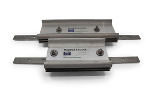 Riviera Anode Kit -Anode 300mm - Strap Length 550mm