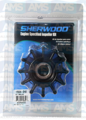 17000K Sherwood Impeller