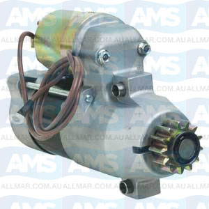 Yamaha Outboard Starter 68F-81800-02  Fits 150-200 HP 2 Stroke 84-00