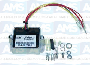 Mercury Mariner Voltage Regulator