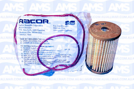 Racor Element 200 Series 2  Micron