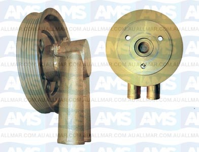 Volvo Penta Sea Water Pump (Tall)