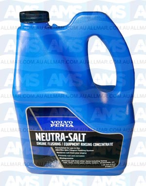 Volvo Penta Neutra-Salt Engine Flush -Neutralising Agent -  3.8L