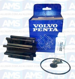 Volvo Penta Impeller Kit - ( IMPELLER KIT SS FROM 3817587 )