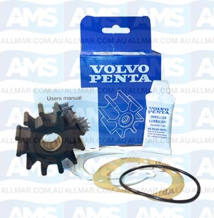 Volvo Penta Impeller Kit (21951346 - IMPELLER--09-1027B VG3862281 )