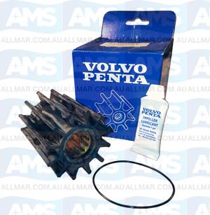 Volvo Penta Impeller Kit - D6 (821B + ORING)