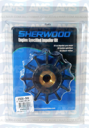 27000K Sherwood Impeller