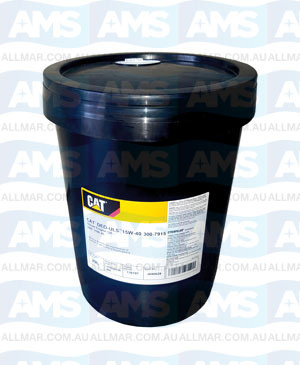 CAT DEO-ULS Engine Oil 15W-40 (300-7915) 20L