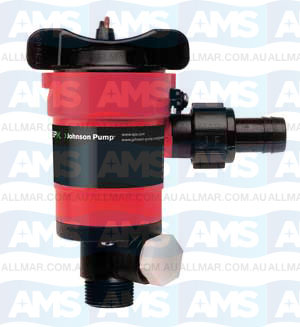 1250Gph Twin Port Aerator Pump