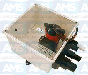 24V Multi Port Shower Sump