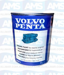 "Volvo Penta Marine Engine Paint (Green - ""DG"")"
