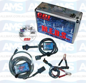 Marine Engine Diagnostic System (MEDS) - Mercury Mariner, Yamaha