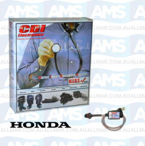 Marine Engine Diagnostic System (MEDS) - Upgrade To Honda