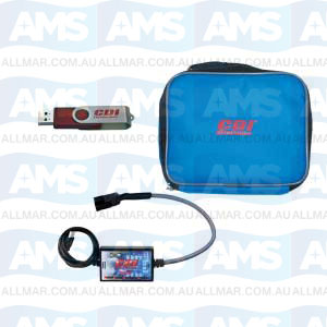 Marine Engine Diagnostic System  (MEDS) - Upgrade To Canbus