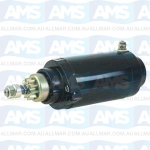 Mercury Outboard Starter 50-44369 Fits 40-60Hp 10 Tooth