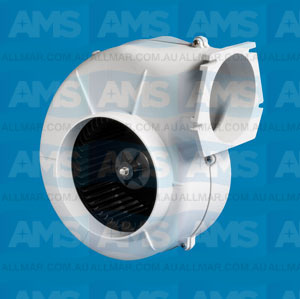 BLOWER FLANGE MT. 750MC/PH 12 VOLT