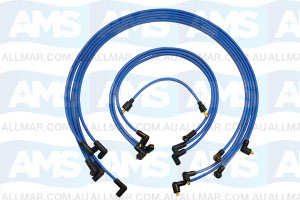 Ignition Wire Set, Conventional 270 OHM 8 Wire Plug Set