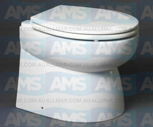 AquaT Premium Low Toilet 12V