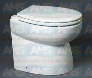 AquaT Premium Low Bevelled Toilet 24V