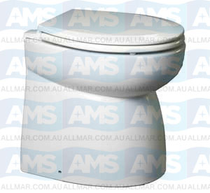 AquaT Premium Toilet Standard 12V