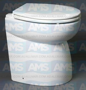AquaT Premium Bevelled Toilet  12V