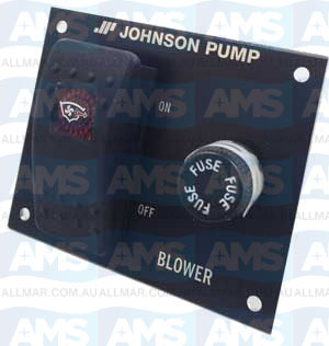 12V Blower 2 Way Panel Switch