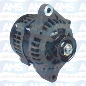50 Amp/12 Volt, CW, 4-Groove Pulley, Fits Mercruiser 875286A1