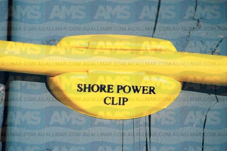 Dock Edge Shore Power Clip 4 Pcs per Bag