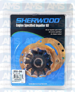 9959K Sherwood Impeller