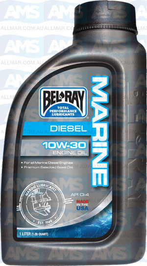 1 Litre Marine Diesel Engine Oil 20W-50 CI-4