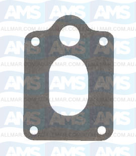 Chrysler End Flange Gasket For Raw Water Cooled Manifolds