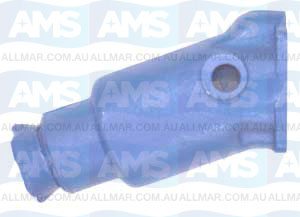 Chrysler Fully Jacketed 20 Degree Exhaust Elbow