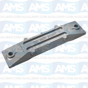 Honda Anode 06411ZW1 (Large Bar For 75-115 Hp) Zinc