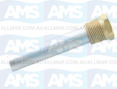 Caterpillar 6L2283 Zinc Pencil Anode w/ Plug