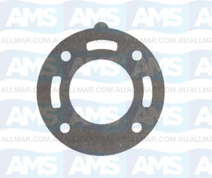 Crusader Exhaust Elbow Gasket (3 Hole).