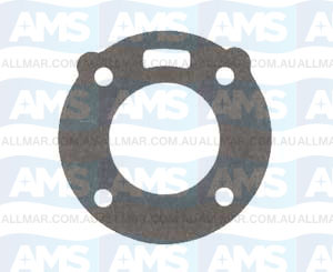 Crusader Exhaust Elbow Gasket (1 Hole)