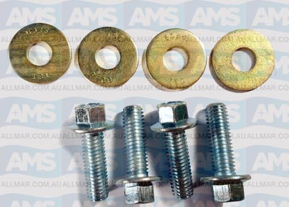 Turbo Bolt Kit Including Washers 6BT/A
