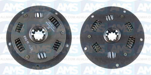 DRIVE PLATE ZF/HURTH