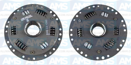 DRIVE PLATE ASSY