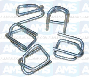 3/4 Inch Buckles 100 Per Pack